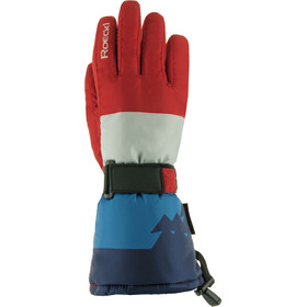 Roeckl Arlberg Ski Gloves Jungs red